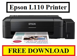 Epson L110 Printer Driver, Free Download For Windows / Mac OS / Linux