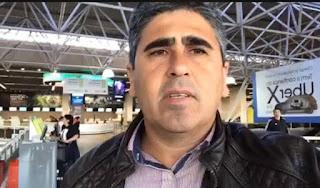 Prefeito de Pedra Lavrada busca recursos em Brasília para compra de caminhão compactador de lixo