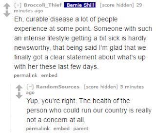 reddit loves sick hillary