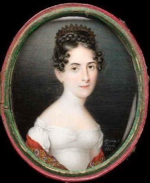 Miss Nathan Endicott, Anna Claypoole Peale