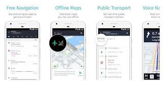 download aplikasi here we go untuk android dan ios