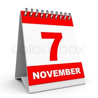 Peristiwa dan Kejadian Penting Tanggal 7 November