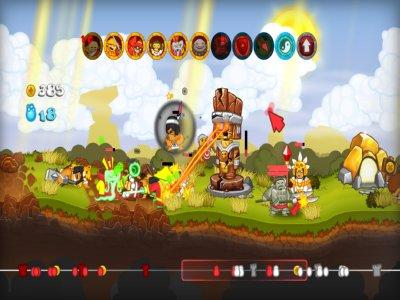 Swords & Soldiers Screenshot 1