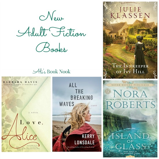 lovely adult fiction books published december 6