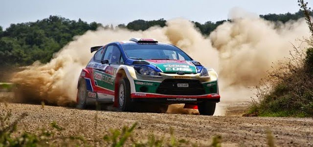 Castrol Ford Rally Team Türkiye