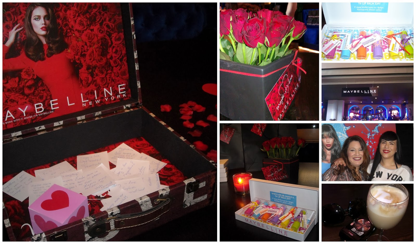 The Maybelline Event on Valentine's Day