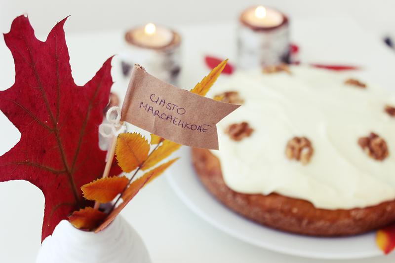 Klasyczne ciasto marchewkowe BLOG