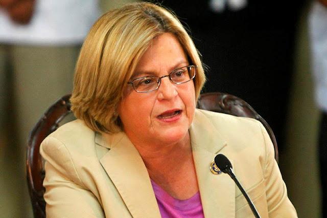 Congresista Ileana Ros-Lehtinen apoya prohibición de entrada a EE. UU. a altos funcionarios venezolanos