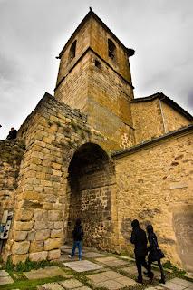 Iglesia de Santa María de Aguas Vivas Hervás