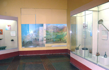 museo de sitio Chan Chan