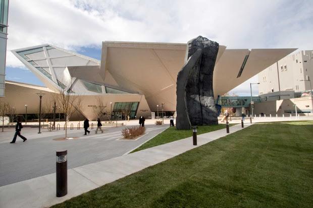 Extension Art Museum Daniel Libeskind