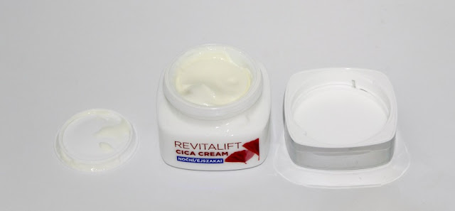 L'Oréal Paris Revitalift Cica Cream nigth