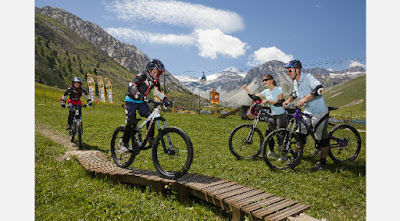 Picture of Bike Land – Tignes.net