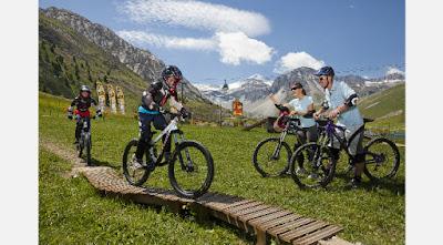 Picture of Bike Land – Tignes.net