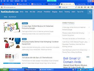 blogger hebat asal garut husnicahyagumilar.com