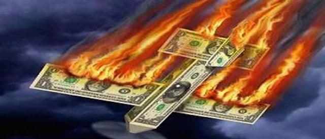 انهيار سعر البتكوين