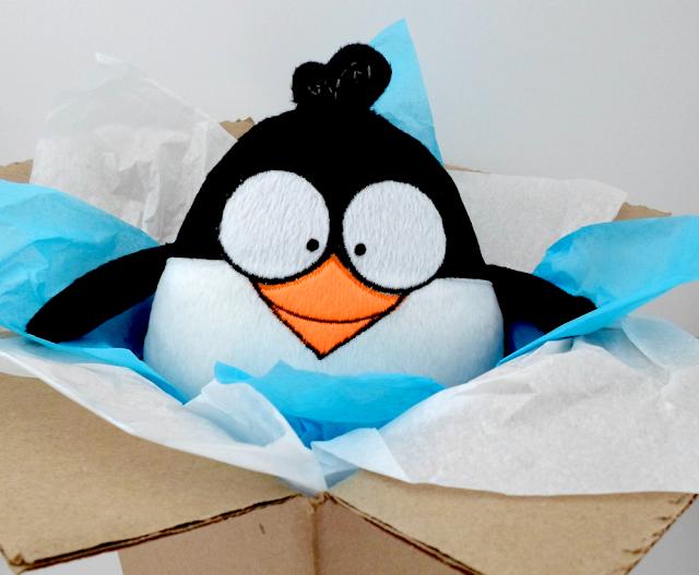 Para este tierno Pingüino tu Amistad es el Mejor Regalo Guyuminos tierno pingüino de peluche