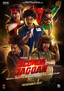 Download 5 Cowok Jagoan (2017) Full Movie
