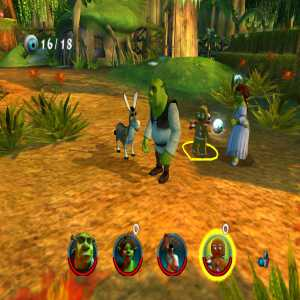 download shrek 2 pc game full version free