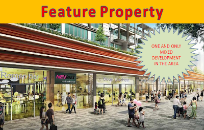 Feature Commercial Property in Singapore NeWest