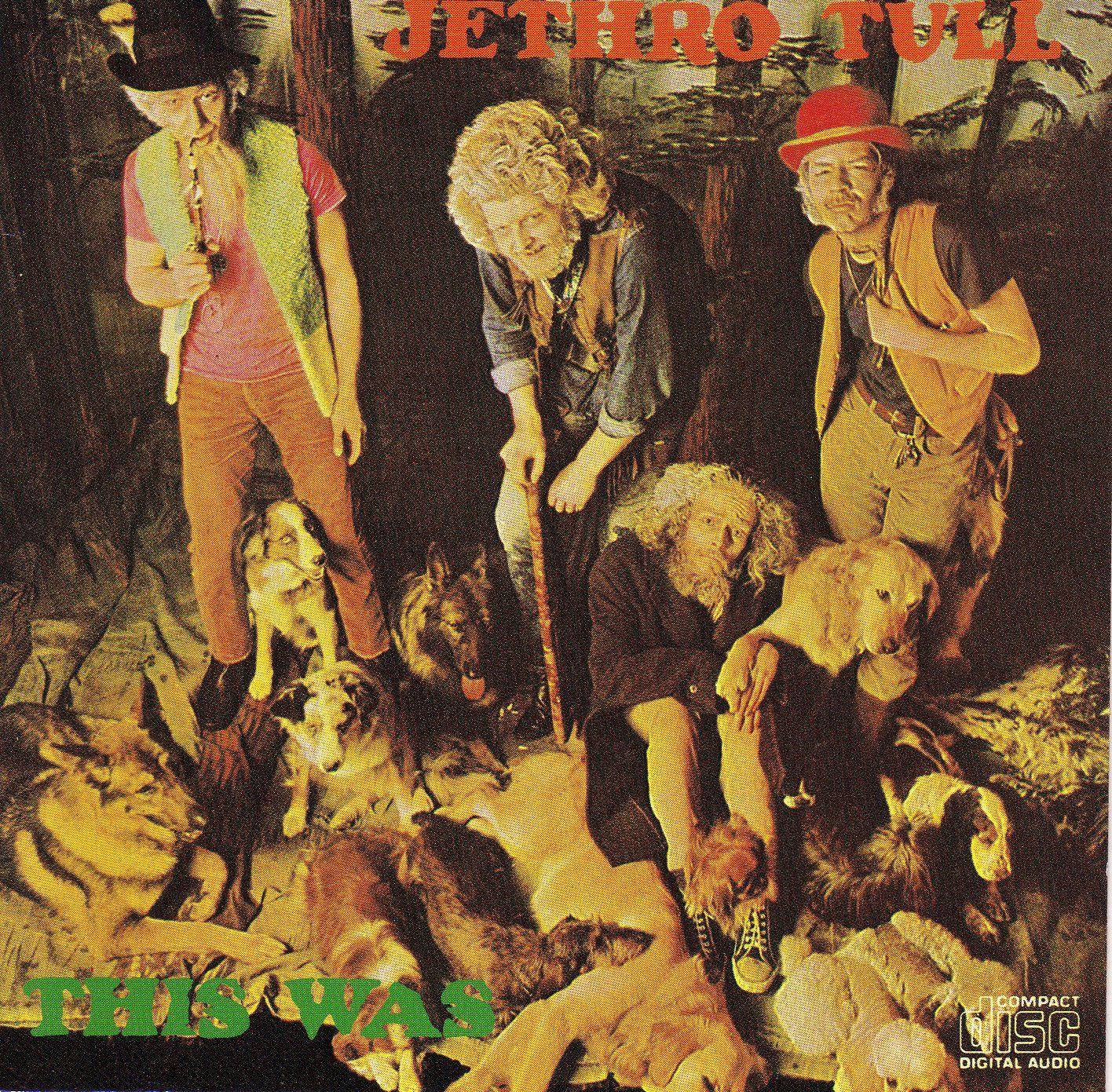 Jazz Rock Fusion Guitar: Jethro Tull - 1968 [1987] \