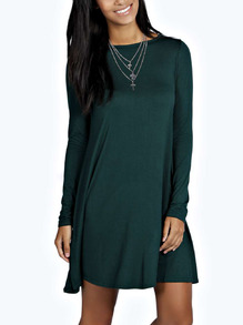www.shein.com/Dark-Green-Long-Sleeve-Casual-Dress-p-241444-cat-1727.html?aff_id=2525