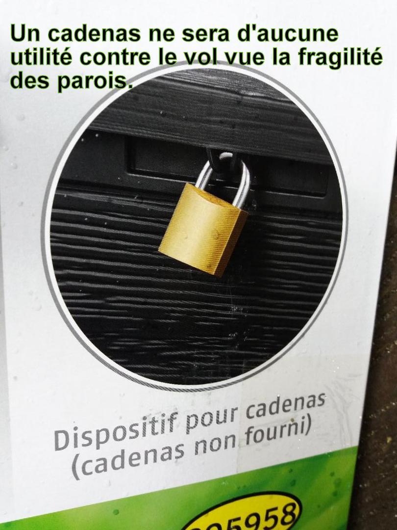 La Defonce Du Consommateur La Malle De Rangement Pour Jardin De Lidl Florabest Est Elle Une Bonne Affaire