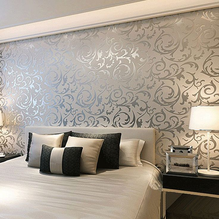 80 Motif Wallpaper Dinding Artistik untuk Ruang Tamu dan