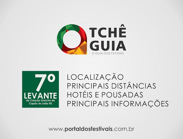 GUIA - 7º LEVANTE DA CANÇÃO GAÚCHA