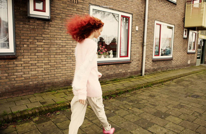 New Wave Women's Editorial Ijmuiden
