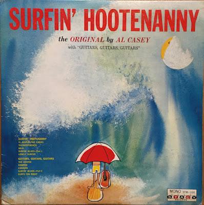Al Casey - Surfin' Hootenanny (1963)