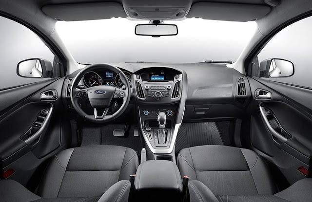 Ford Focus SE 2019