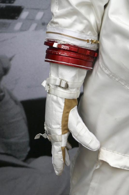 First Man Gemini spacesuit glove