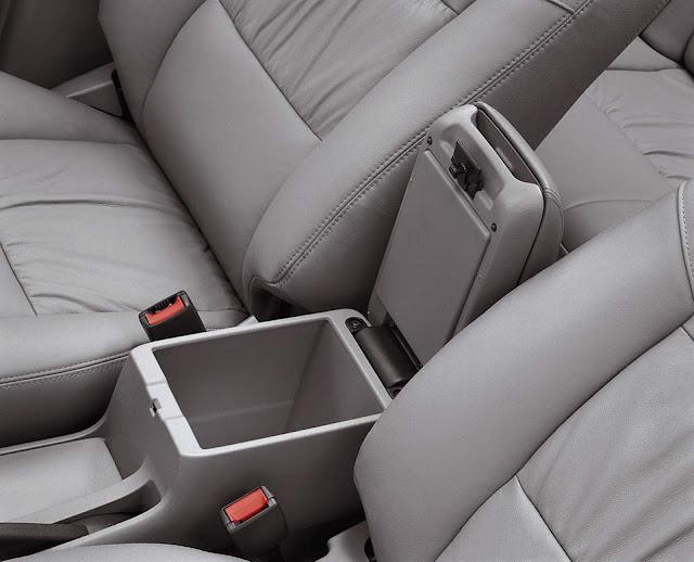 Toyota Corolla 2008 Flex - interior