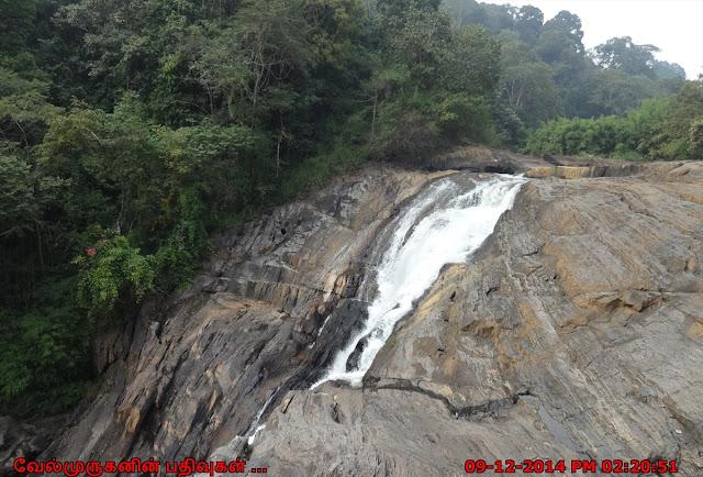 Kanthanpara Waterfalls Kerala