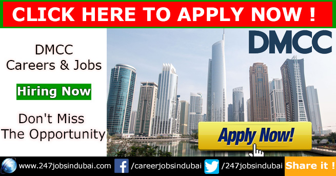Latest Careers and Jobs at DMCC Dubai