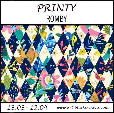 """PRINTY """"romby"""""""