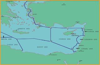 παραβιάσεις του εναέριου και θαλάσσιου χώρου της Κύπρου