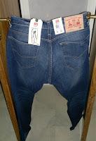 Jeans 405 Regular Fit, storlek W32 L32 av märket Grant