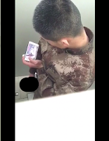 [1944] Soldiers secretly filming masturbation