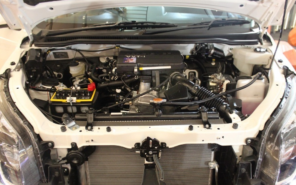 2017 Daihatsu Terios Engine
