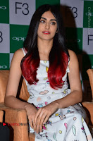 Bollywood Actress Adah Sharma Pos in White Printed Short Dress at OPPO F3 Plus Selfie Expert Mobile Launch .COM 0001.jpg