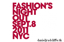 Daniel to attend Fashion's Night Out fan meet & greet