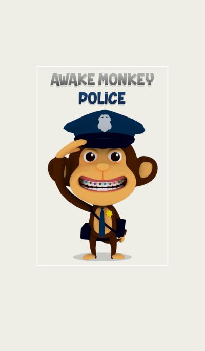 Awake Monkey Police