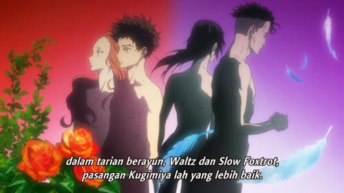 Ballroom e Youkoso Episode 21 Subtitle Indonesia
