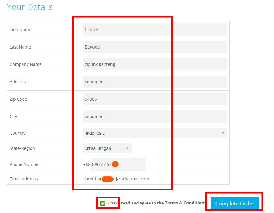 cara dapatkan domain gratis