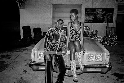 Queen And Slim Daniel Kaluuya Jodie Turner Smith Image 1