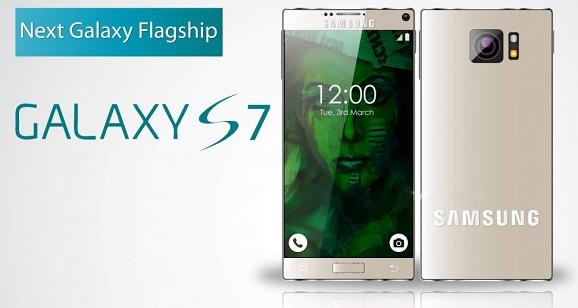 Samsung Galaxy S7 akan segera di luncurkan Januari 2016 mendatang