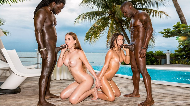 Blacked – Living In The Moment – Lana Roy, Kaisa Nord