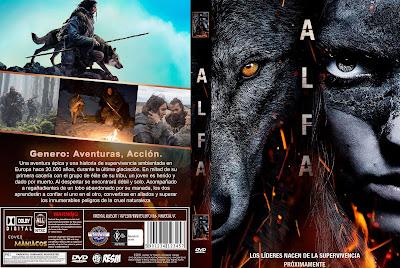 CARATULA - ALFA - ALPHA - 2018 [COVER DVD]
